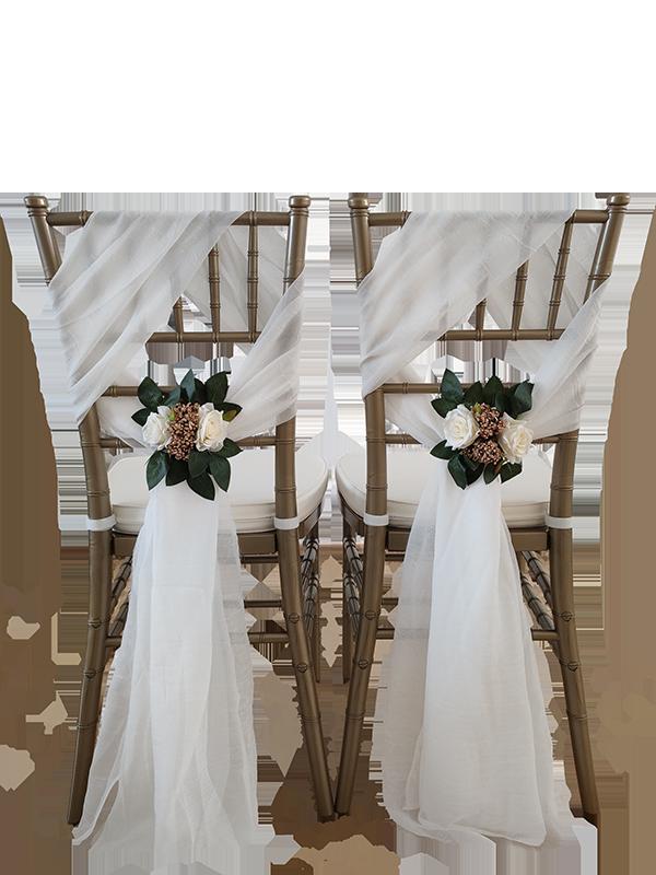 Tiffany stolica+dekoracija